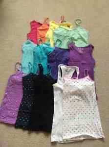 **REDUCED** TANK TOP BUNDLE -size 10/12