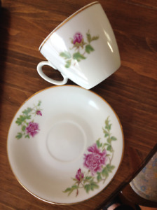 Soucoupe + Tasse CHINA 901