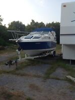 1985 Bayliner Ceira with Trailer **Must Go!