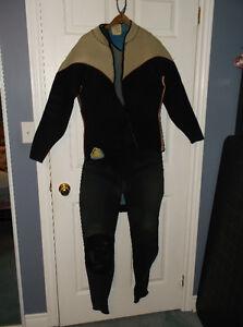 XXL mens wetsuit