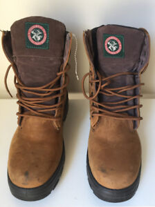 Men's Safety Shoes Moose Head Brand