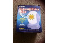 Dehumidifying egg brand new in box