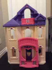 Large Size Step 2 Doll House Play House