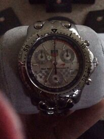 Tag heuer rare only 500 made brand new never worn