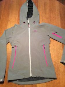 North Face XS Womens raincoat/shell