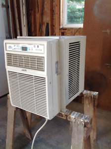 Air Conditioner - Upright Window Style