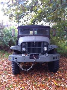 for trade 1956 m135 deuce and a half 6 wheel drive