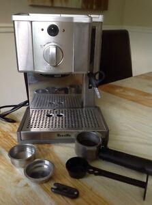 Bréville machine à Espresso café roma!