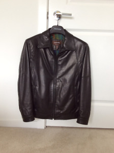 Men's Danier Leather Bomber Jacket
