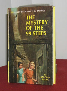 OLD NANCY DREW HARDCOVER