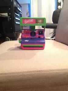 VINTAGE RARE Barbie Polaroid Camera