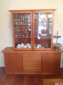 TEAK DINING ROOM BUFFET
