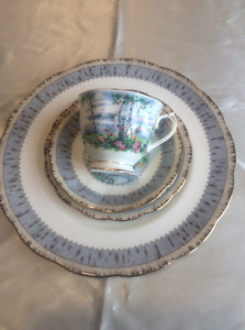 "Royal Albert ""Silver Birch"""