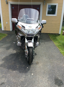 Honda Goldwing 50th Anniversary modle