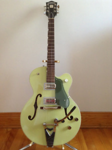 GRETSCH G 6118T SGR JAPAN ANNÉE 2016 PLAYERS EDIT. ANNIVERSARY
