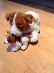 Build a Bear Dog with puppy Kitchener / Waterloo Kitchener Area image 2