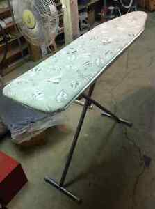 Hardly used ironing board