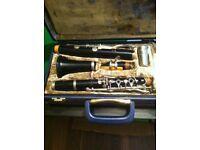 Clarinet graduate