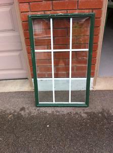 Exterior Door Glass Insert