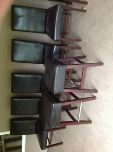 Dining Room chairs/stools