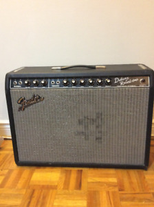 Amp, Pedals, Pickups