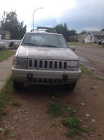 1995 Jeep Grand Cherokee Need gone by Friday will look at trades