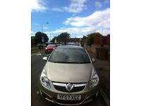 2008 corsa 1.2 very low miles
