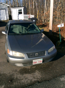 Toyota Camry 1998 xle
