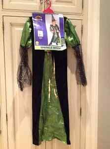 "Rubie's ""Sparkle Witch"" Girl Costume"
