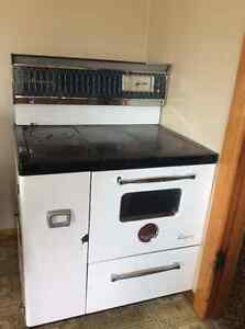 Enterprise wood or oil stove