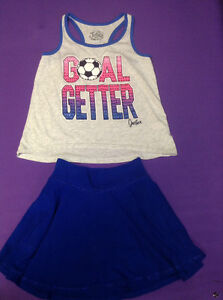 Assorted girls Justice clothes Cornwall Ontario image 2