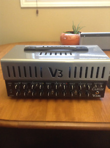 Carvin V3M 50 Watt Guitar Amp with Switch Pedal and Gig Bag