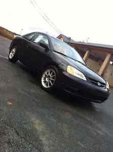2003 Honda Civic si $2000 or make offer