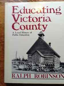 Educating Victoria County