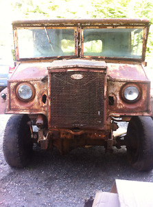 1941 Ford CMP truck