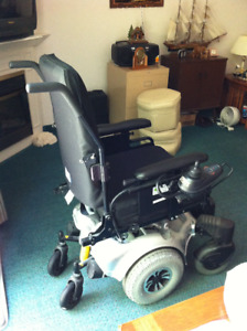 Motorized Wheelchair Power Mobility Chair