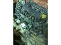 This is astra 2005. Model 1,7 cdti engine