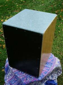 Cajon: 3n1 cajon 3 playing surfaces Tunable snare n tribal sides Cambridge Kitchener Area image 5