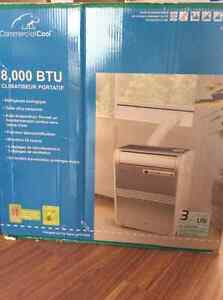 Commercial Cool Portable Air Conditioner 8000BTU For Sale