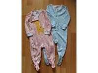 2 new sleep suits from next 6-9 mnts