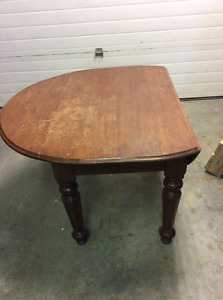 Antique Solid smaller dining table