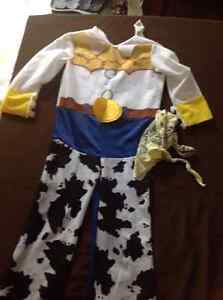 TOY STORY JESSIE COWGIRL SIZE 8 West Island Greater Montréal image 1