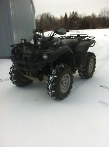 2005 grizzly 660 special edition low kms