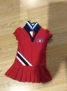 Robe du canadiens