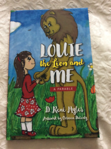 Louie The Lion and Me .. A Parable