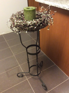 Partylite candle holder or plant stand