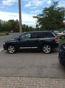 2007 Jeep Compass Peterborough Peterborough Area image 1