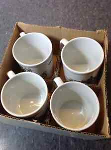 CP Rail -Canadian Pacific mug/cup set of 4 Cambridge Kitchener Area image 2