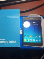 "Samsung tab A 8"" 16gig wifi grey in colour  10/10 condition"