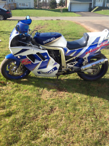 1992. GSX-R. 1100 for sale or trade